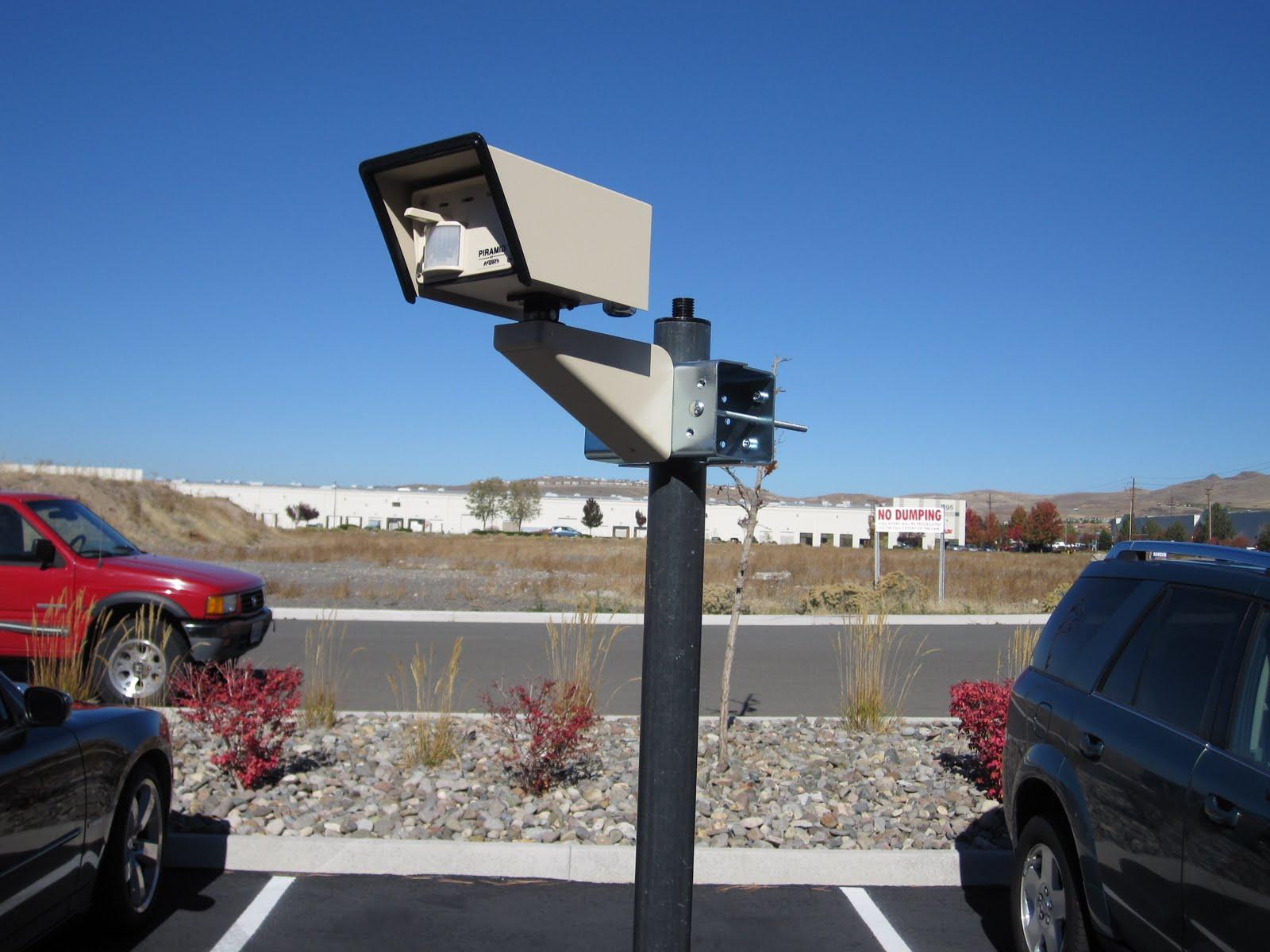 Commercial Outdoor Perimeter Alarms