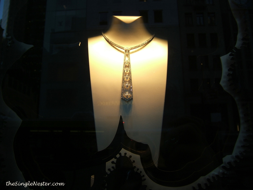 Fifth Avenue Bling - Van Cleef, Bvlgari, Harry Winston