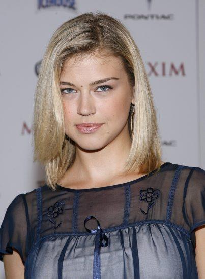 Adrianne Palicki Hairstyles Trendy Hairstyles 2014