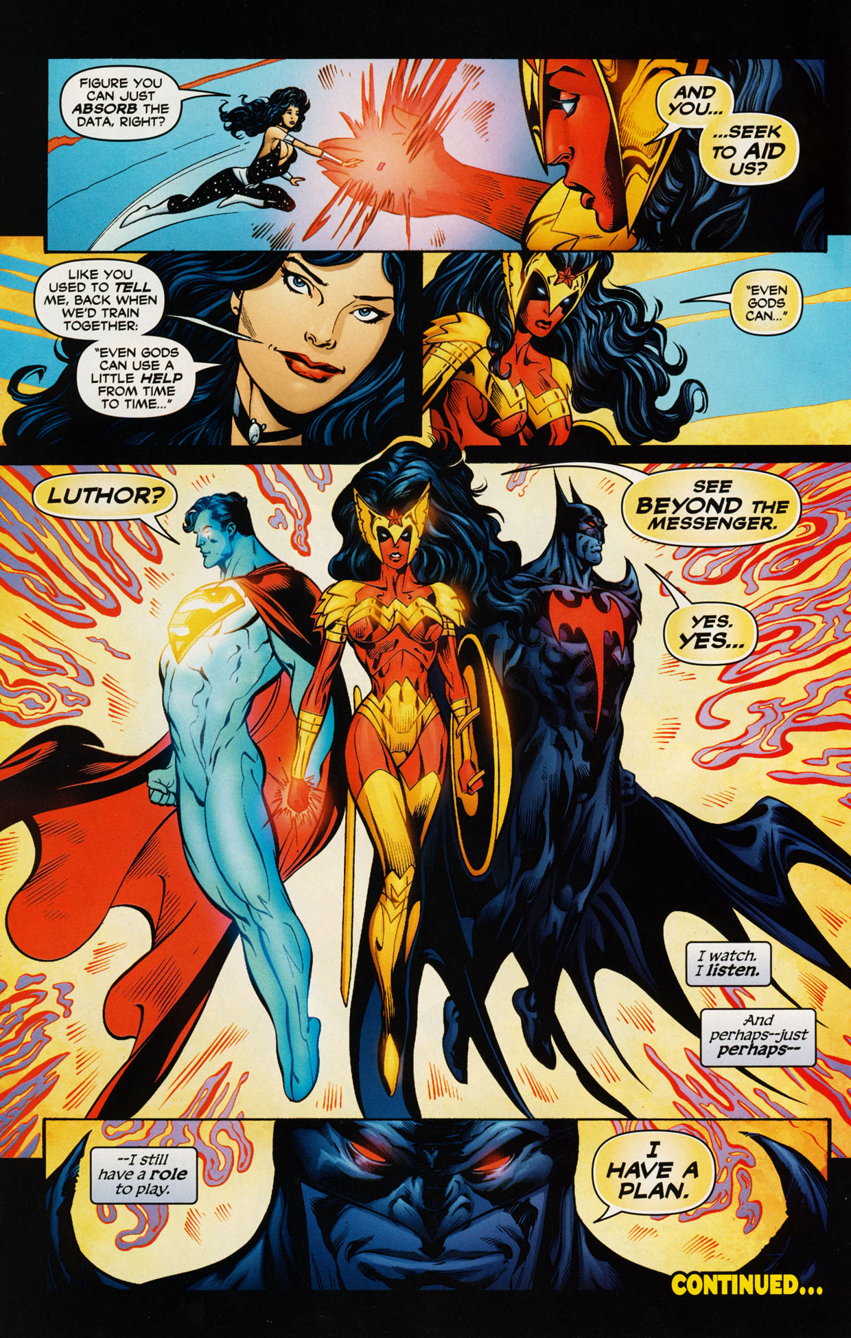 Read online Trinity (2008) comic -  Issue #47 - 27