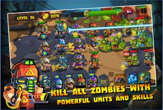 Zombie Rising: Dead Frontier Apk - Free Download Android Game