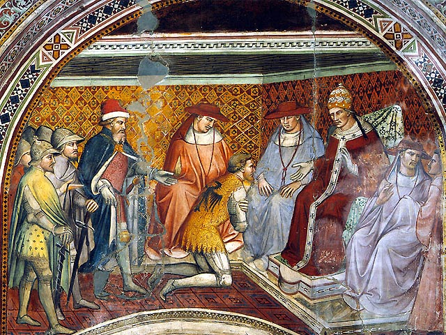 Sistema Feudale nel Medioevo