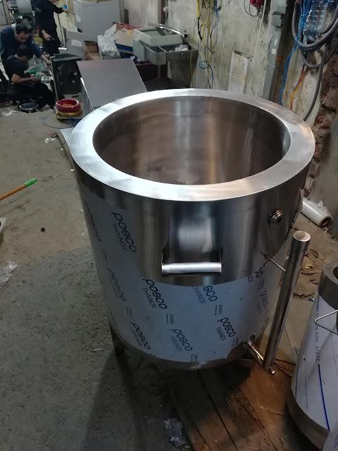 Nồi nấu phở hầm xương bằng điện chất lượng cao