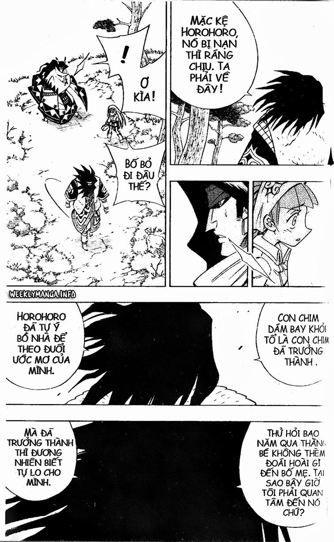 Shaman King [Vua pháp thuật] chap 183 trang 14