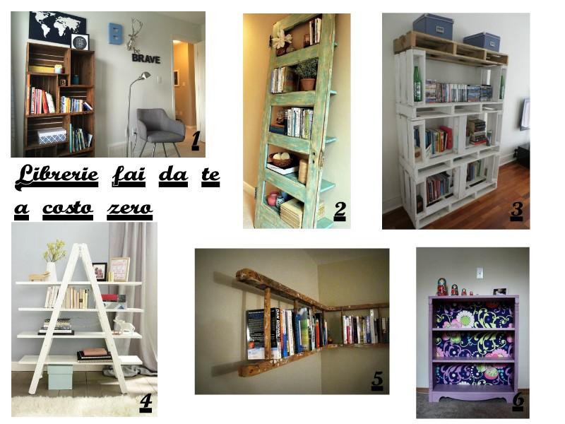 Libreria Fai Da Te.Librerie Fai Da Te A Costo Zero O Quasi Donneinpink Magazine