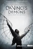 Da Vinci's Demons Starz Leonardo Tom Riley Laura Haddock Lara Pulver Irian Pirie