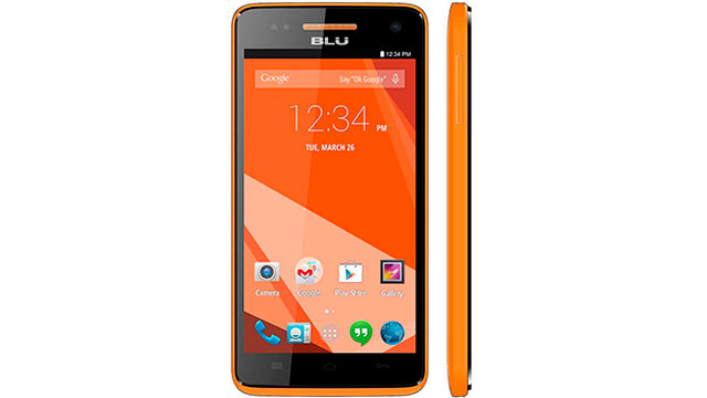 firmware - rom stock BLU Studio 5.0 C HD D534L
