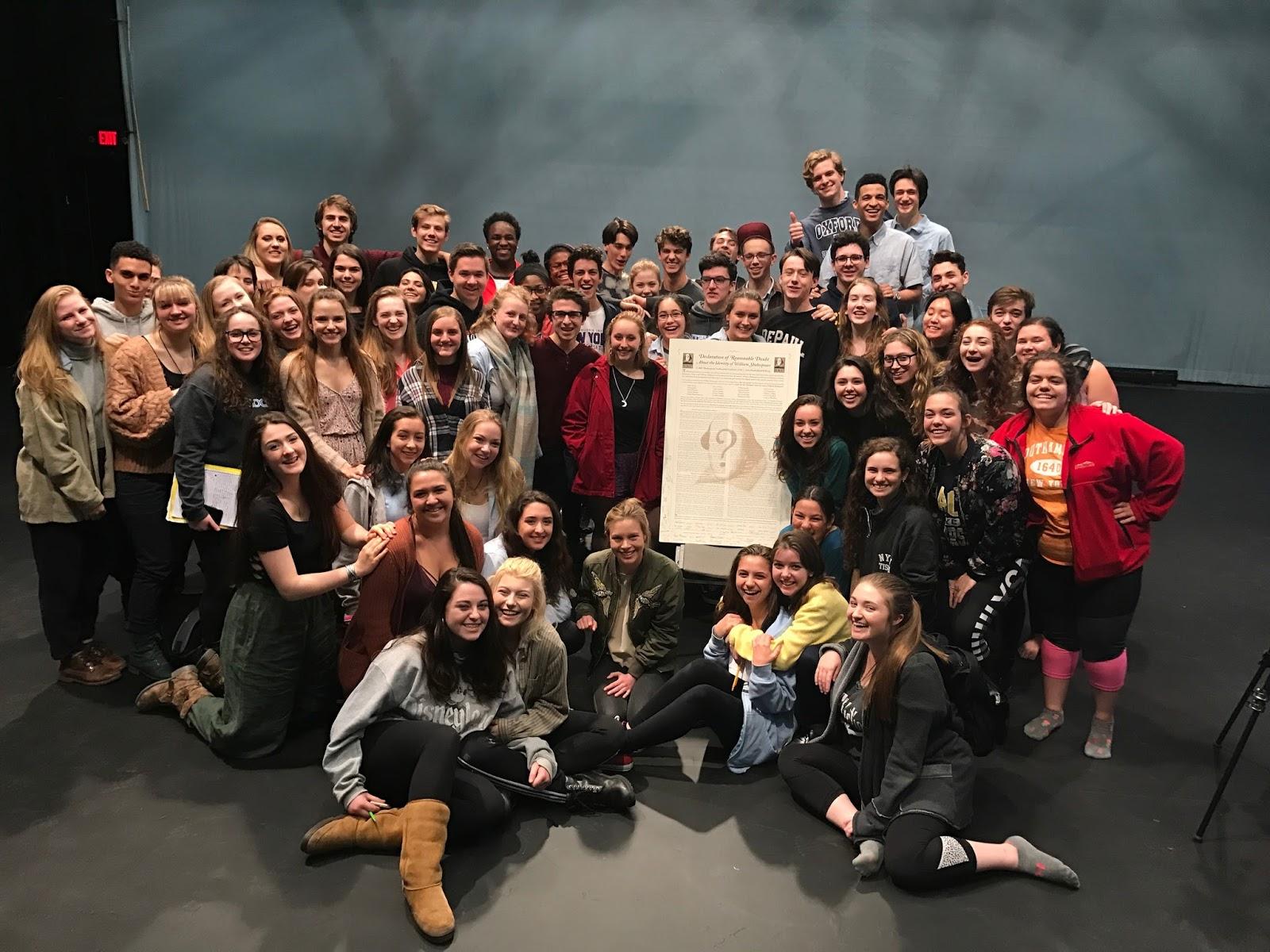 Shakespeare Group 33