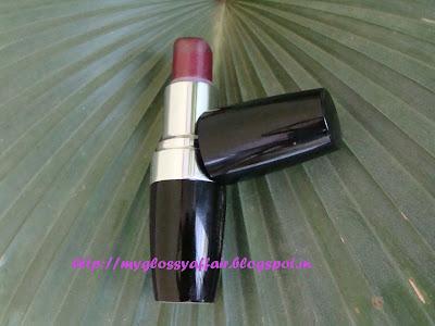 Avon ultra color rich mosaic plum lipstick