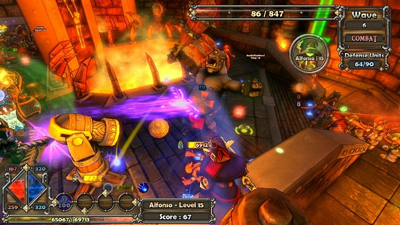 dungeon defenders collection pc screenshot wwwovagamescom 2 -