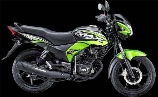 Spesifikasi Harga Kelebihan Kelemahan TVS Max 125 Sport Motor Semi Trail Cash Terbaru