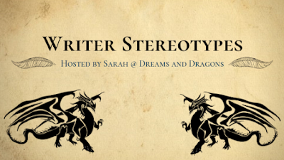 Writer Stereotypes Banner