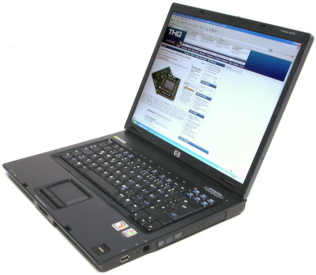 HP COMPAQ NX6325 TOUCHPAD DRIVERS FOR WINDOWS XP