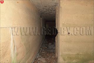 Внутри третьего бункера в Подъязовле