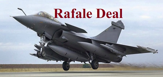 रफ़ाल लड़ाकू विमान को लेकर लड़ाई किस बात की हो रही है - रवीश  कुमार