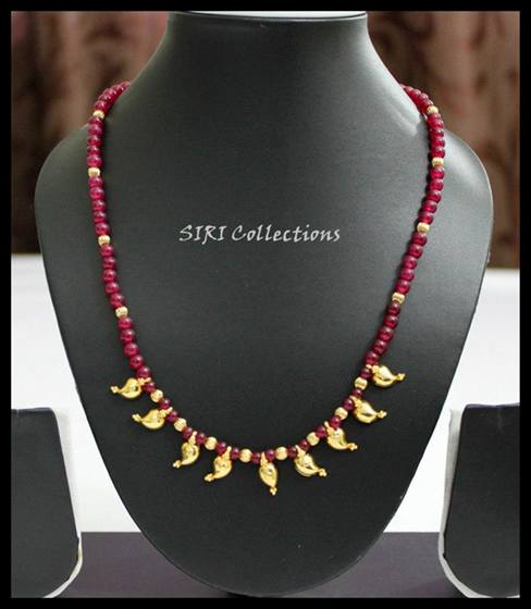 Fashion Beauty Zone: Latest Jewelry Collection By Siri Collections Hair And