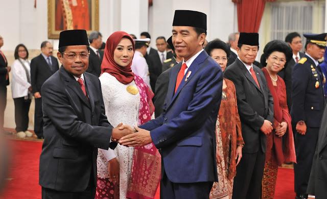 Idrus Marham, Menteri Jokowi Yang Pertama Berstatus Tersangka?
