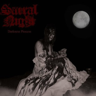 "Sacral Night - ""Witness Of Death"" (video) from the EP ""Darkness Process"""