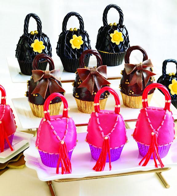 193e29d6a Cupcakes para quem ama as melhores grifes do mundo | NÃO SOMOS ...