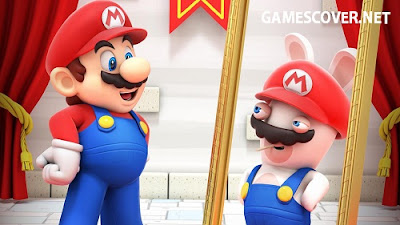 Mario + Rabbids Kingdom Battle Story