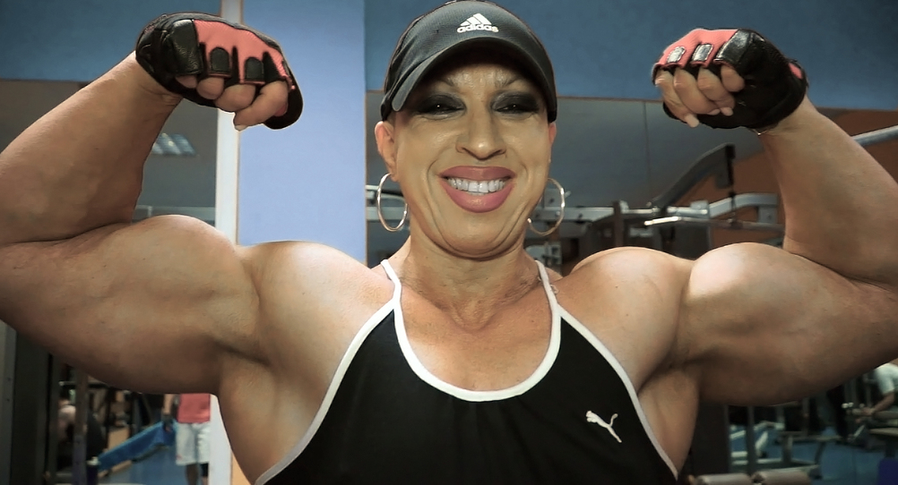 Clip Girls Bodybuilding The best, biggest,most attractive muscle yet!