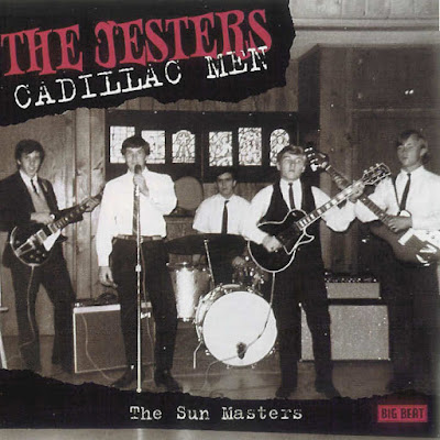 The Jesters - Cadillac Men (The Sun Masters) - 1966