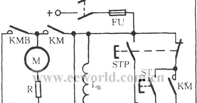 Ac Motor Speed Picture: Ac Motor Reversing Circuit