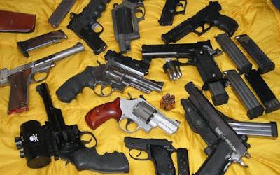Armas 640x400%2B%25281%2529 - MAIS DE 7 MIL ARMAS SERÃO DESTRUÍDAS NO PARÁ