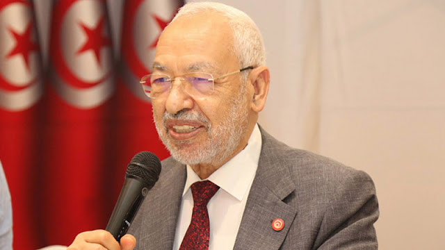 راشد الغنوشي : حكومة الشاهد الأطول عمرا بفضل حركة النهضة ..