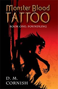 Retro Reviews: Foundling by D. M. Cornish