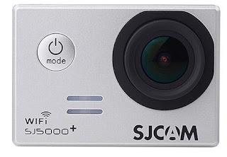 SJCAM SJ5000 Plus 16MP 60fps & SJ5000X WiFi 4K 24fps 2K30fps Record Gyro Sports DV Diving 30m Waterproof Action Camera