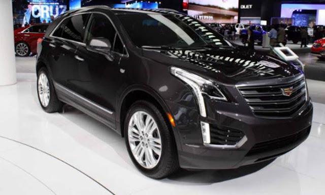 2019 Cadillac XT4 Specs, Release, Price