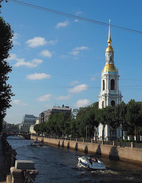 Санкт-Петербург - Крюков канал (St. Petersburg - Kryukov Canal)
