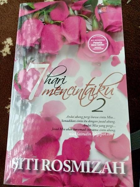 Novel 7 Hari Mencintaiku 2 Kata Kata Penawar Duka