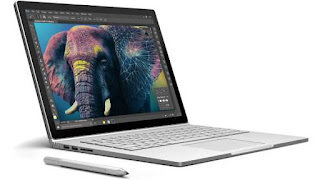 microsoft surface book with pen