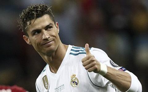riêng mức lương của siêu sao bóng đá Cristiano Ronaldo, con số đó đã lên tới 20 triệu bảng/năm
