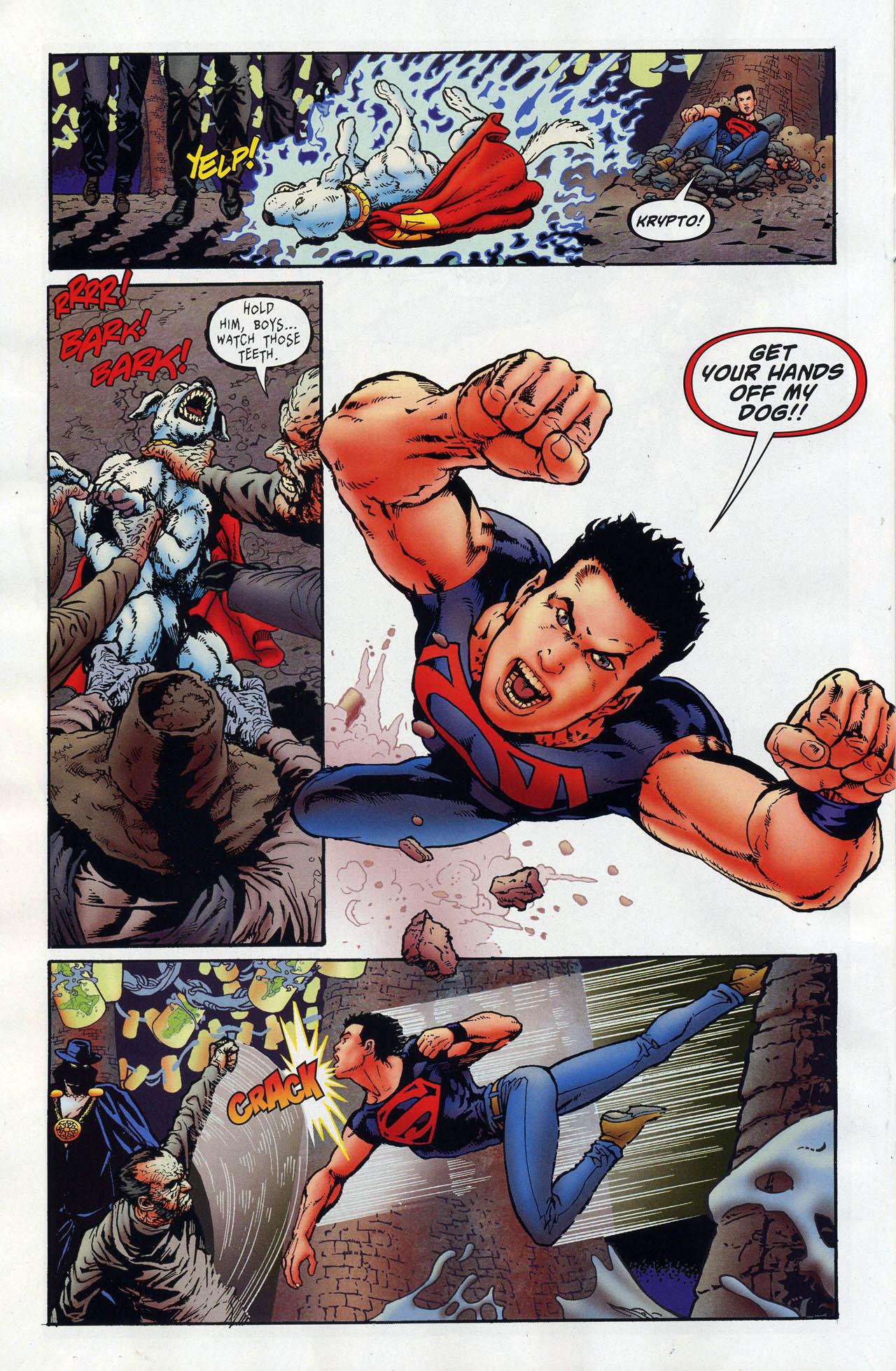 Superboy [I] Issue #9 #9 - English 34