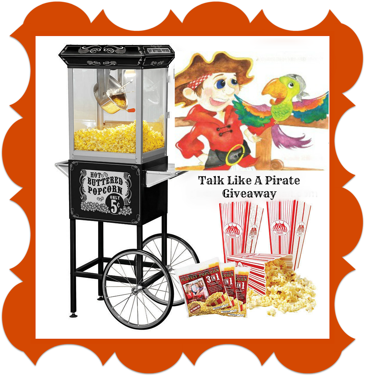 the talk com giveaway carole p roman celebrating talk like a pirate giveaway 705