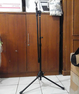 Sewa Standing Microphone  Kabel, Mic Wireless, Papper