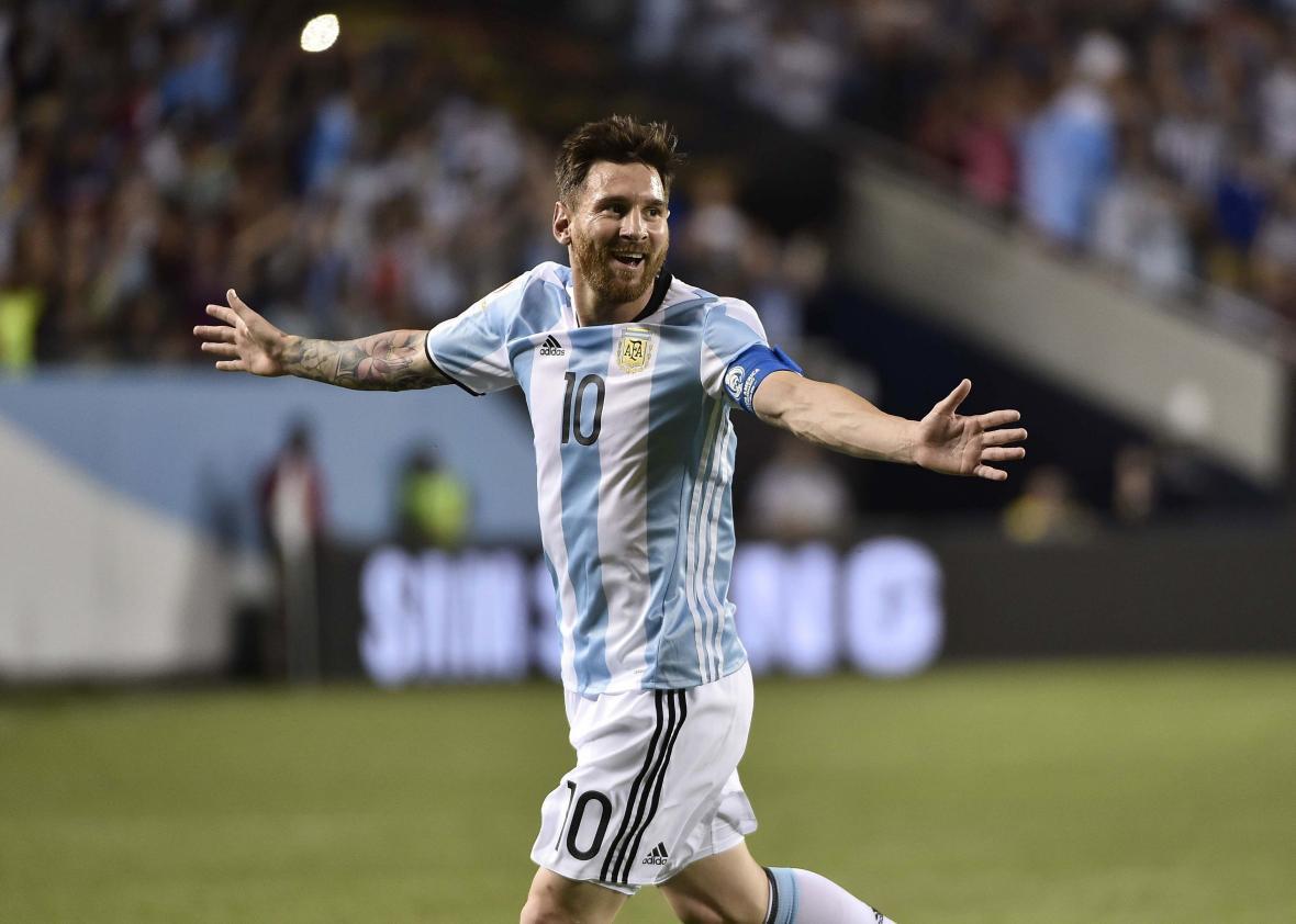 Maroko Kesal Argentina Tidak Bawa Lionel Messi