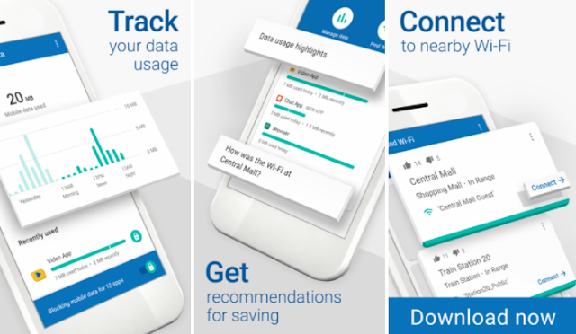 """Google """"Datellay"""" Internet Data Saving App : Download it Here, Compatible with All Devices"""