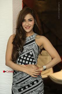 Telugu Actress Angela Krislinzki Latest Pos in Short Dress  0088.JPG