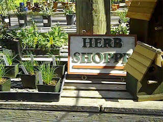 Herb Shoppe at Fat Cat Farm, ©B. Radisavljevic