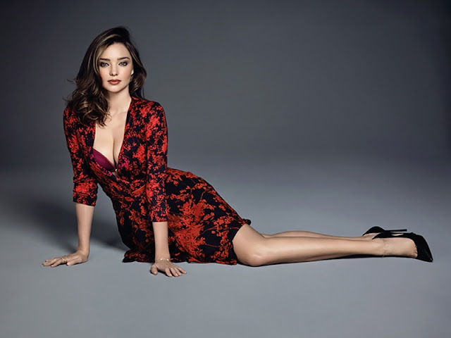 Miranda Kerr seduces for Wonderbra Spring 2016