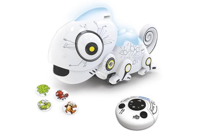 Mejor juguete 2018 - jurado infantil - Robot Camaleón de Word Brands