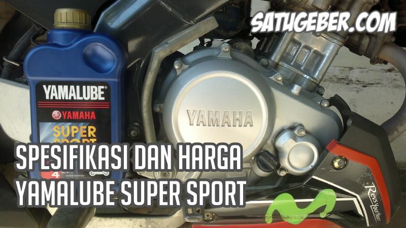 gambar botol oli Yamalube super sport untuk Vixion, R15, r25