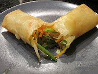 Vegetable Spring Roll recipe | Healthy Vegetable Recipe