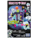 Monster High Frankie Stein Physical Deaducation Figure