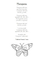 Play Learn Poema Mariposa Federico García Lorca