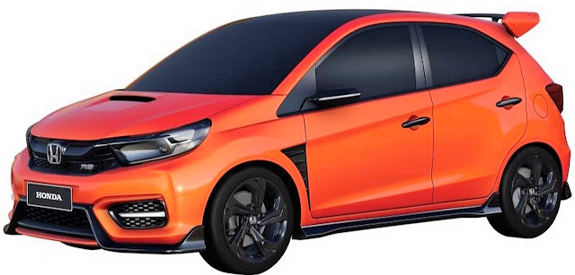 Honda Brio Small RS Concept